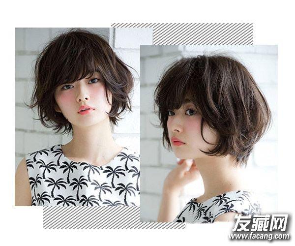 2016夏季流行发型 今夏最好看的短发和中长发(6)