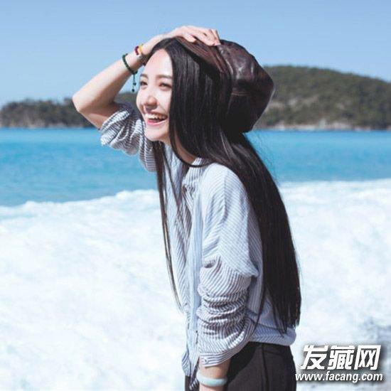 这样韩式蛋卷头发型要不要尝试下?