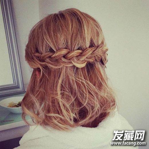 """安利18款时髦发型快点出去""""浪""""吧 出游适合什么发型(5)图片"""