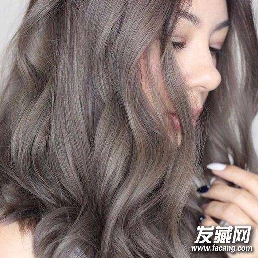 头发的颜色还会带来渐变色的