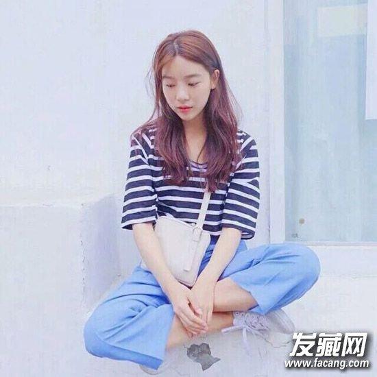 清新夏季 这些韩式发型真的好养眼! 夏季什么发型好看