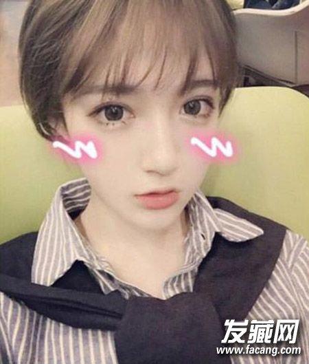 空气刘海适合什么脸型图片