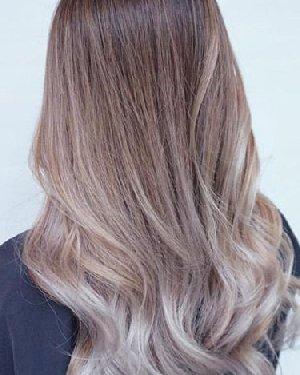 夏季好看渐变色头发分享 渐变色头发图片女