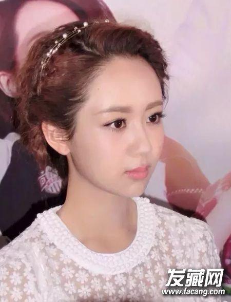 > 杨紫又被传变脸 从她留过的发型看到底整容没(5)  导读:这种公主