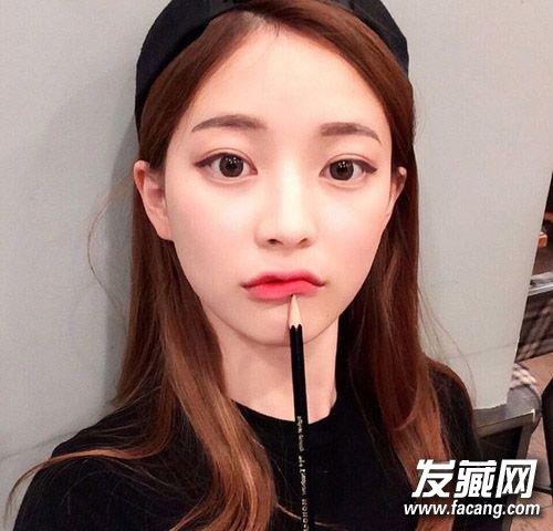 2016流行发型揭秘 韩国妹子都在留这些款! 韩国流行的发型