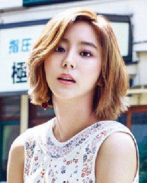 韩星示范韩国5大不败发型 韩国流行发型