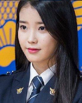 韩女星示范四种不同风格的黑发造型 黑发发型图片