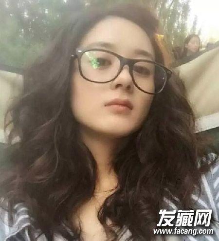 【图】脸型与眼镜搭配示意图 脸型配眼镜(3)_女生发型
