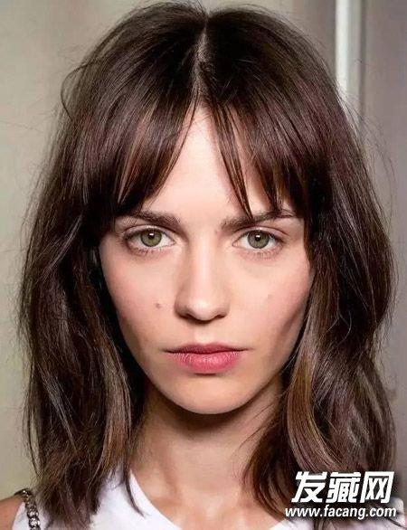 脸型如何搭发型 配对了颜值翻倍!(5)图片