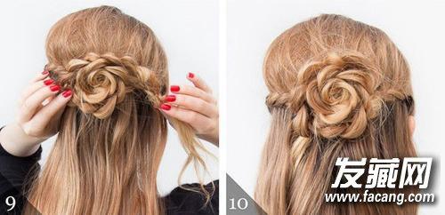 几种创意公主头发 →春夏必学编发公主头发型 编发发型教程 →短发图片