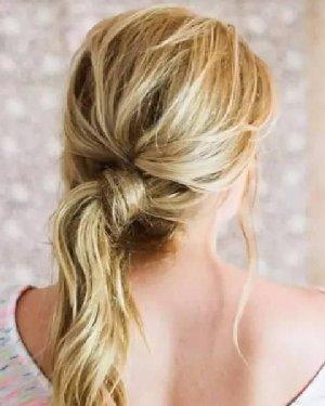 10款简易发型DIYJ技巧做个懒美人 怎么简单扎头发