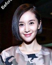 胖n字刘海你的脸型适合吗? 刘海与脸型