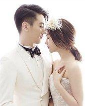 陈妍希婚礼倒计时 婚纱配什么发型