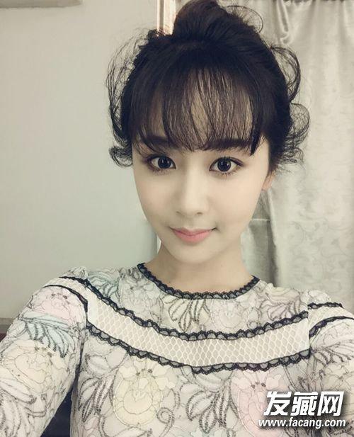 最火的12款刘海造型 流行发型刘海发型 →女神圈都在你s型刘海 s型