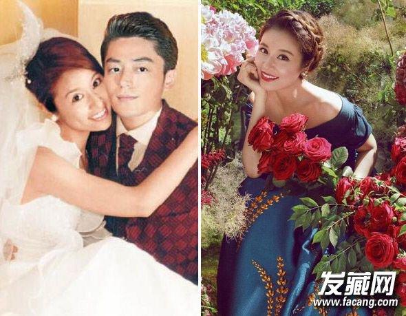 新娘发型大猜想 林心如婚纱照图片
