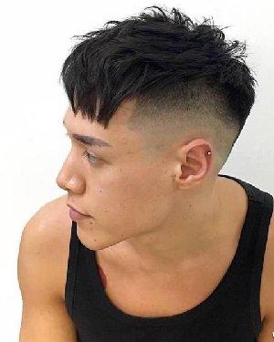 2016男生发型大全 2016男士发型