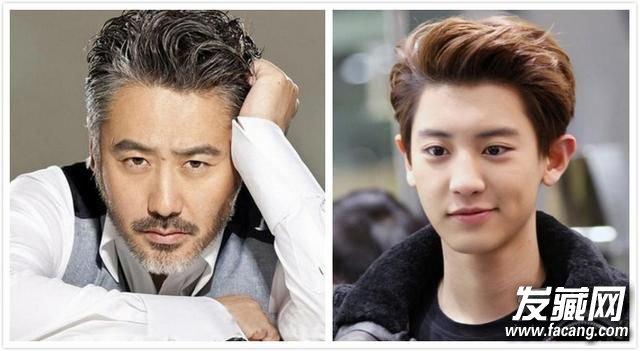 圆脸男生发型 男生圆脸适合什么发型?(4)图片