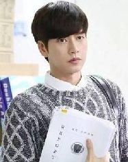 韩国男神示范给你看! 男生发型设计