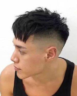 男生剪这些款不会帅不会丑! 男生剪什么发型好看
