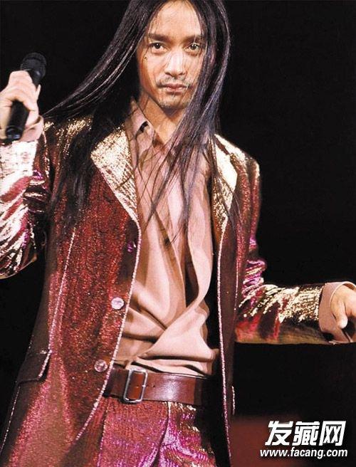 王宝强与李咏撞发型 男星长发PK对比谁更帅? 留长发的男明星