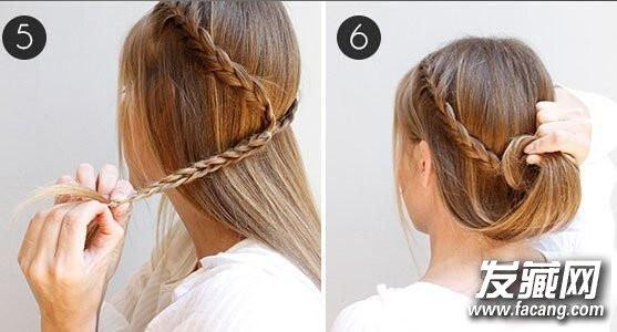 陈妍希中式新娘发型曝光 同款盘发怎么梳?