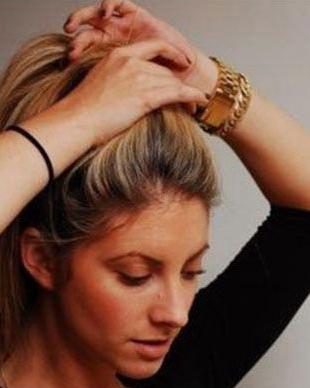 日常必备3个打理头发的方法 30秒快速出门