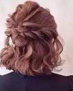 短发也要会倒饬 最新短发扎法大全分享