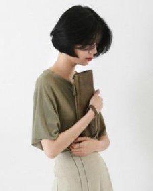 9款发型甜美又清凉 夏季发型搭配