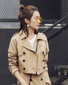 韩国女生最爱的五款中长发流行发型大趋势