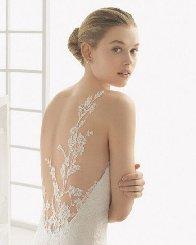 简约好看的新娘盘发发型 简约新娘盘发发型成就最美新娘