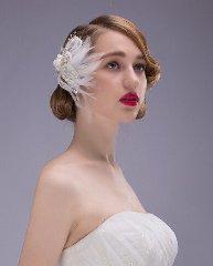 韩式新娘盘发图片 彰显无与伦比的高贵
