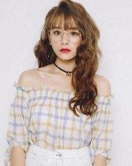 韩式的空气刘海造型 最清新唯美的发型