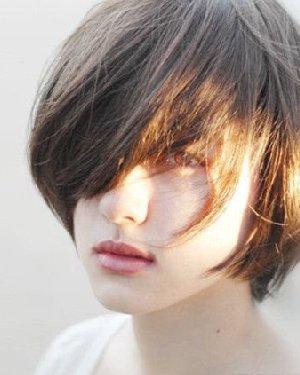 短发是检验颜值的最高标准?短发发型图片