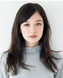刘海偏分很淑女 中日韩女主都在留的长刘海发型