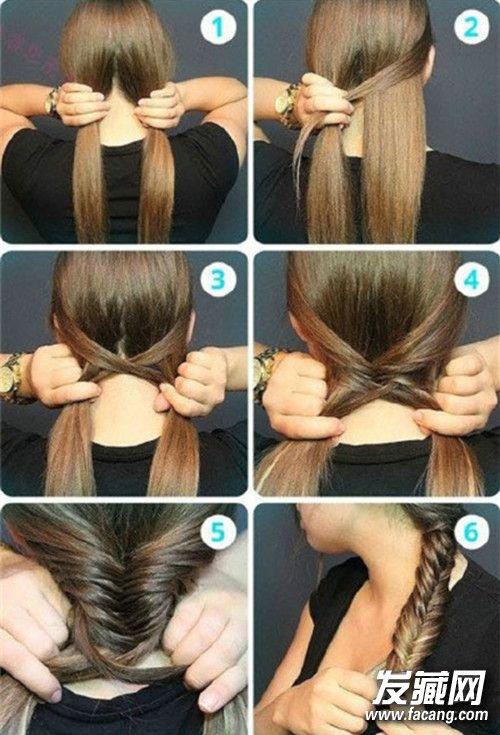 发型网 发型设计 明星发型 > 长发怎么编辫子 侧颜背影皆是杀器!