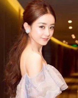 金鹰节赵丽颖发型怎么扎 同款公主头发型怎么扎?