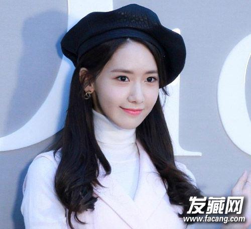 【图】空气刘海太low 明星都在留高级感偏分刘海(2)