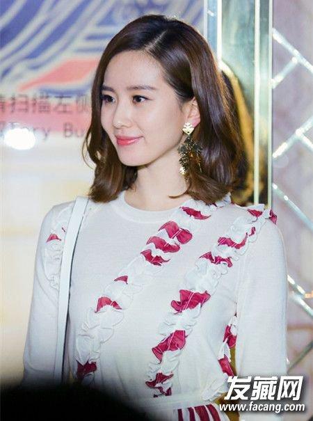 最有女人味的男人_【图】刘诗诗的发型 短发和中长发都值得妹子借鉴_明星发型_发藏网