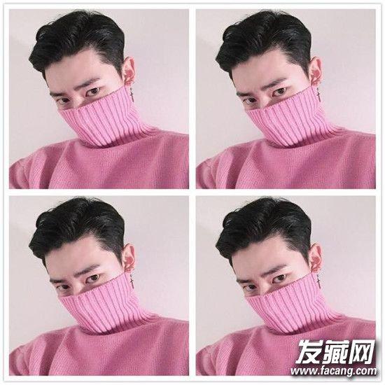 2016秋冬男士发型集锦 这些韩式短发百看不厌 365bet图片