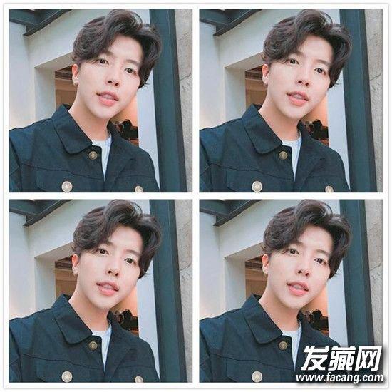2016秋冬男士发型集锦 这些韩式短发百看不厌 男生发型图片