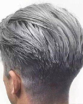 今年最时髦的发型是什么? 怎么自己染奶奶灰?