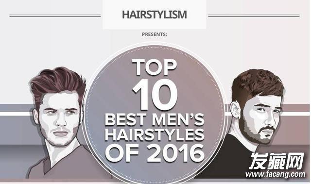 外媒票选2016最流行男士发型TOP10 快来挑一款! 2016男士发型