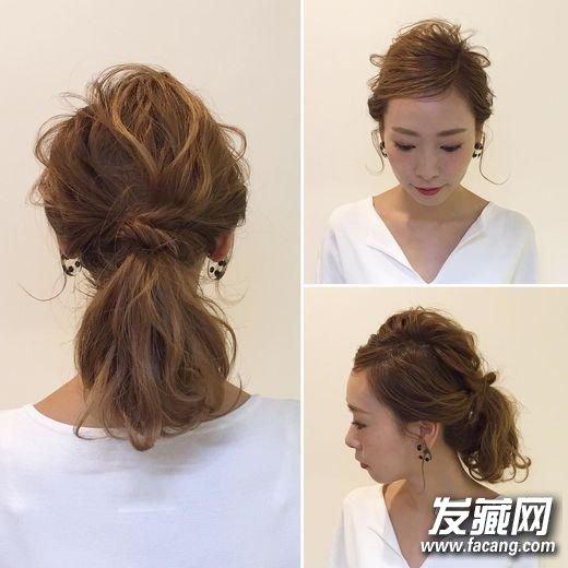 及肩发成新流行?短发留长过渡期发型打理方案 留长发过渡期发型