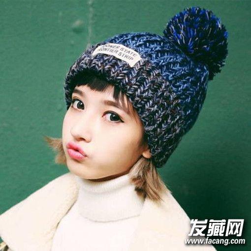 秋冬没有谁能拒绝帽子!实用帽子与发型搭配 戴帽子适合什么发型