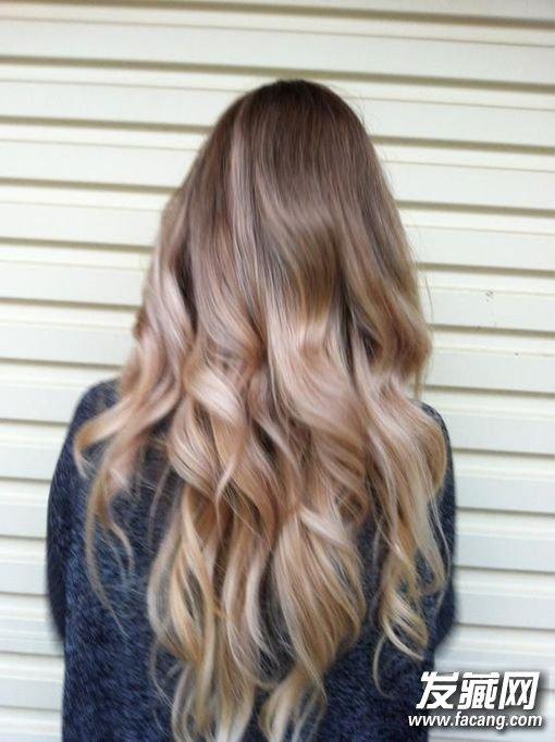 冬天最好看的还是卷发 哪款才是你的菜? 卷发发型图片女图片
