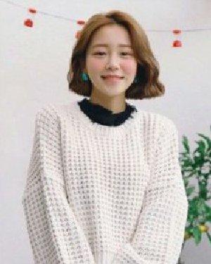 学韩国女生剪短发发