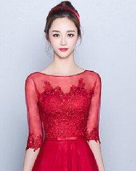 五款韩式新娘盘发让你好看时尚有气质