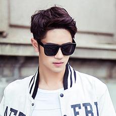 韩式男生短发烫发发型 时尚潮流最前沿