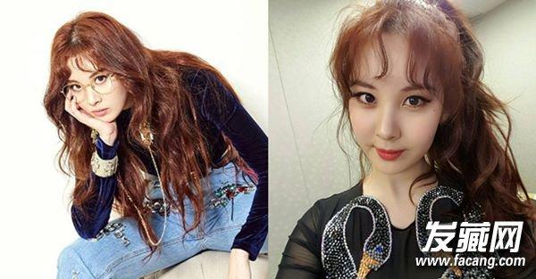 范冰冰长发大卷发型_【图】时下最受韩星青睐的发型——极具慵懒感的「披头士卷发 ...