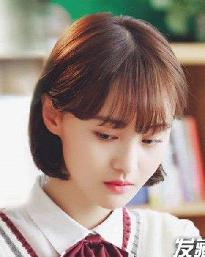 2017年最火初恋系短发